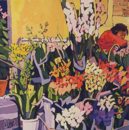1152-Flower-stall-Menton